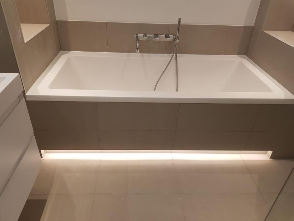 Badkamer 'badkuip' project